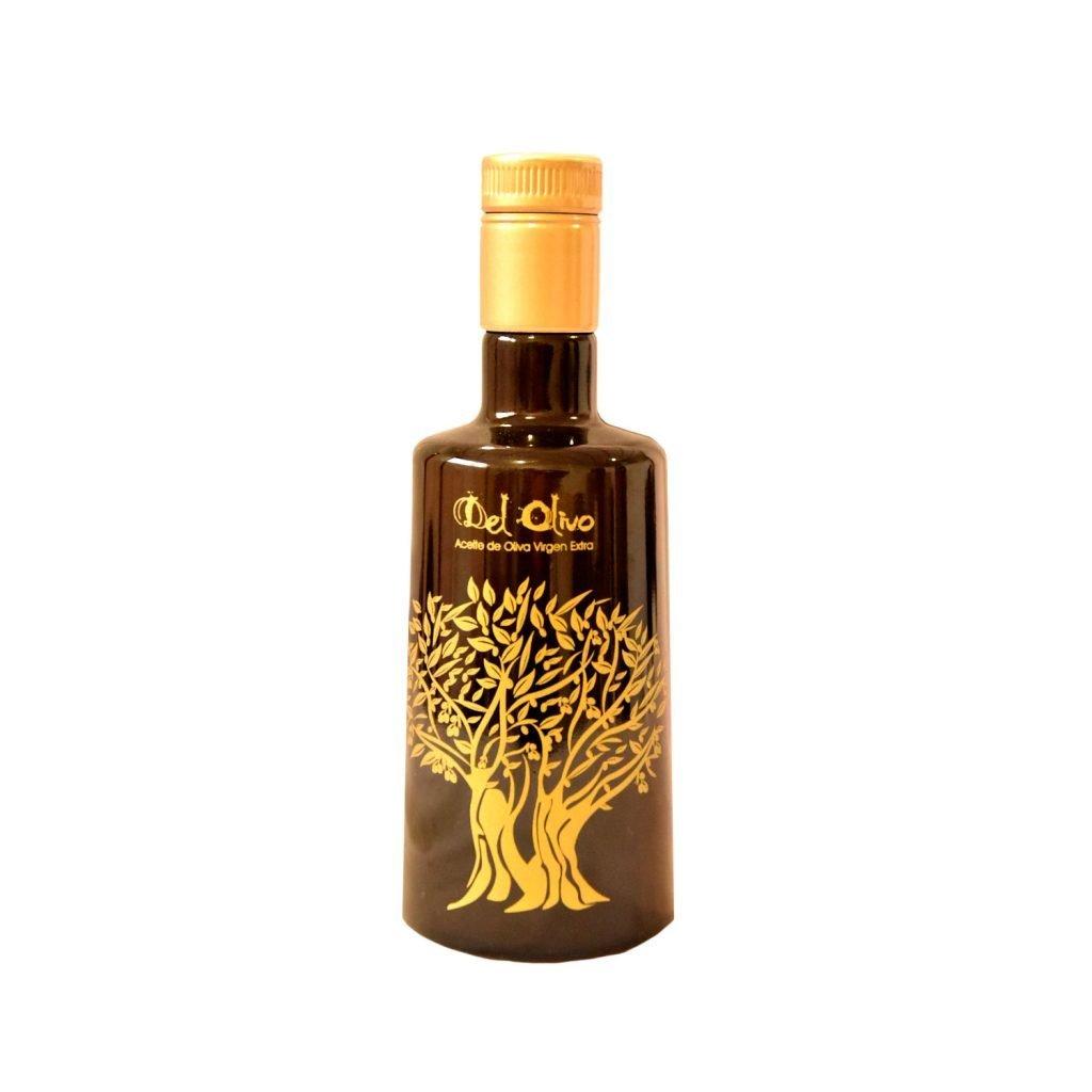 Aceite de Calidad Botella 500 ml Del Olivo