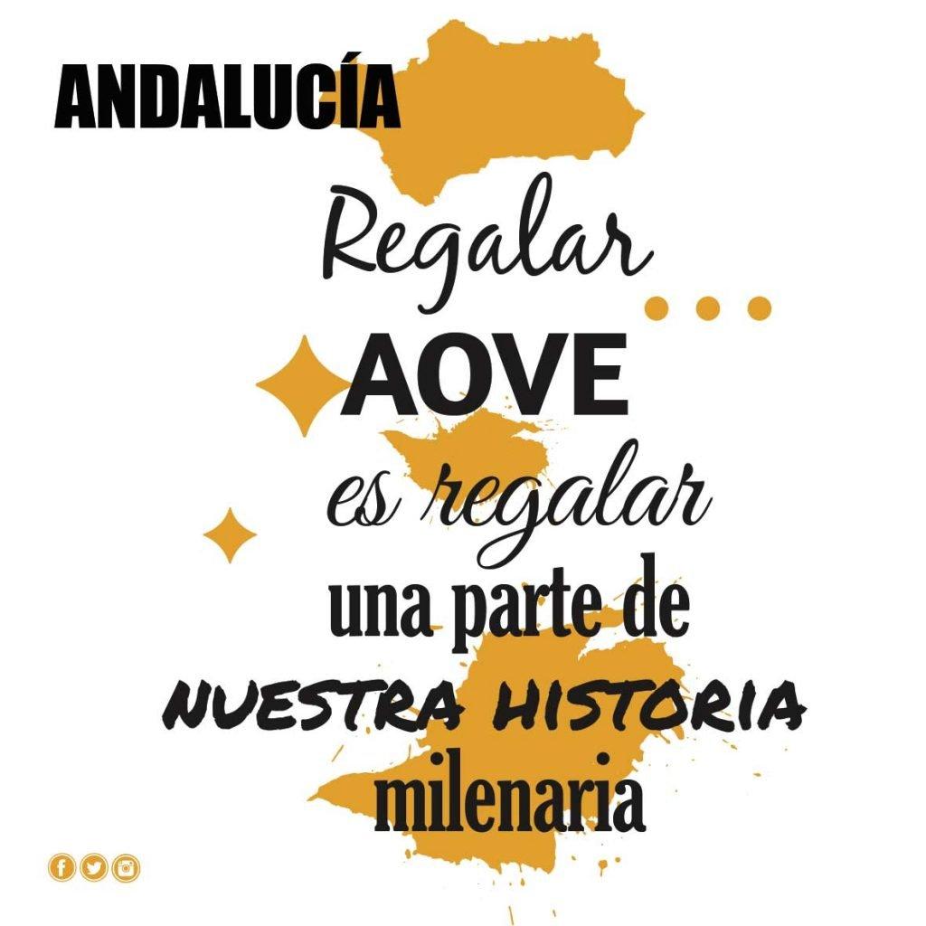 Andalucía - Aceite de Oliva Virgen Extra