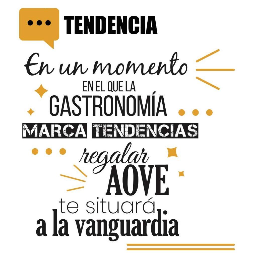 Tendencia - Aceite de Oliva Virgen Extra