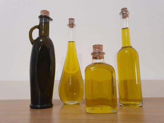 Miniaturas personalizadas de Aceite de Oliva