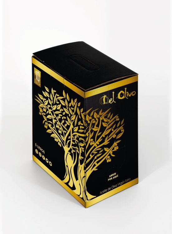 Bag in box AOVE Del Olivo