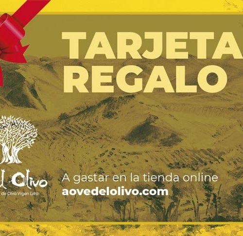 Regala Aceite de Oliva Virgen Extra
